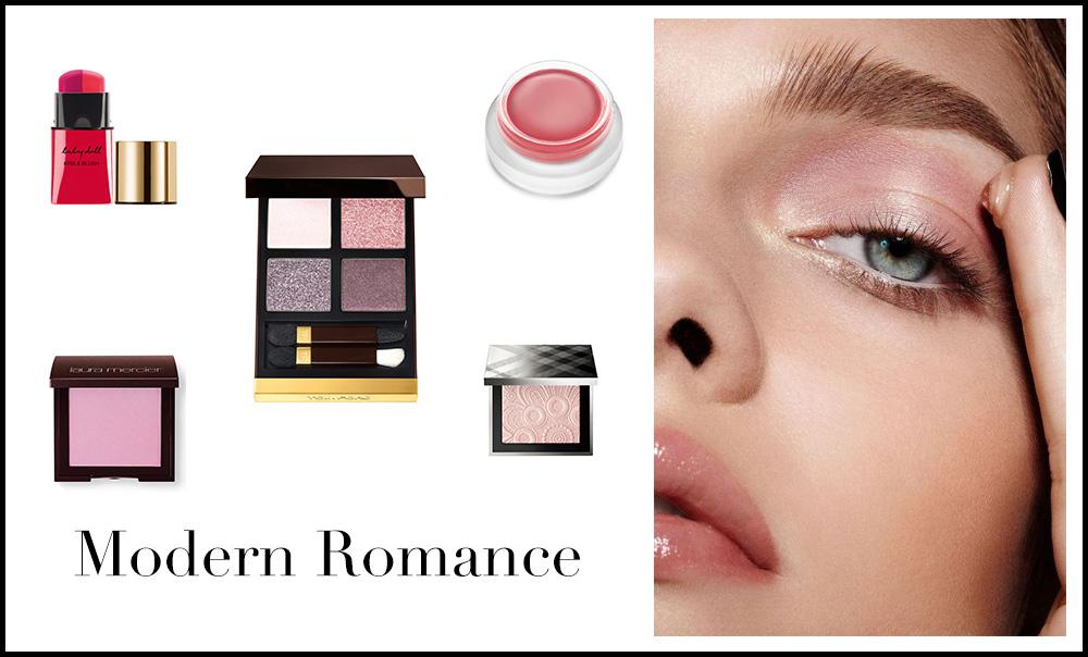 Romantic Valentine's Day Makeup Ideas // Notjessfashion.com // Valentine's Day Makeup, romantic makeup, makeup ideas, soft makeup, dreamy makeup, pink makeup