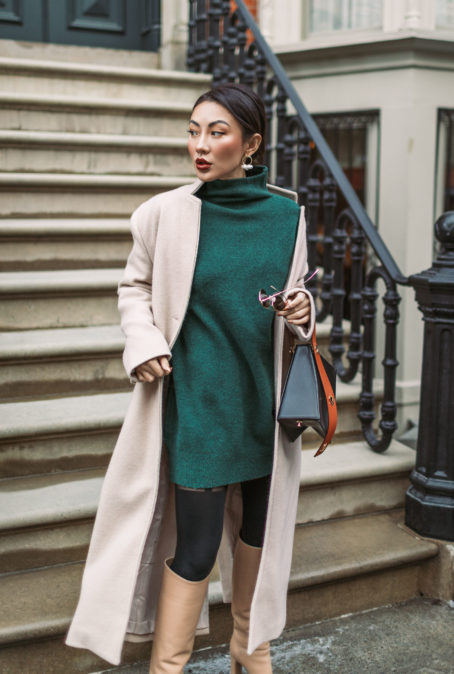 WINTER LAYERING BASICS: THE SECRET BEHIND MY WINTER OUTFITS