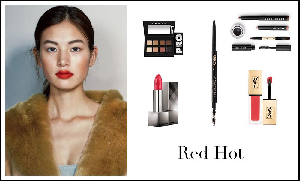 Romantic Valentine's Day Makeup Ideas // Notjessfashion.com // Valentine's Day Makeup, romantic makeup, makeup ideas, red lips, simple makeup