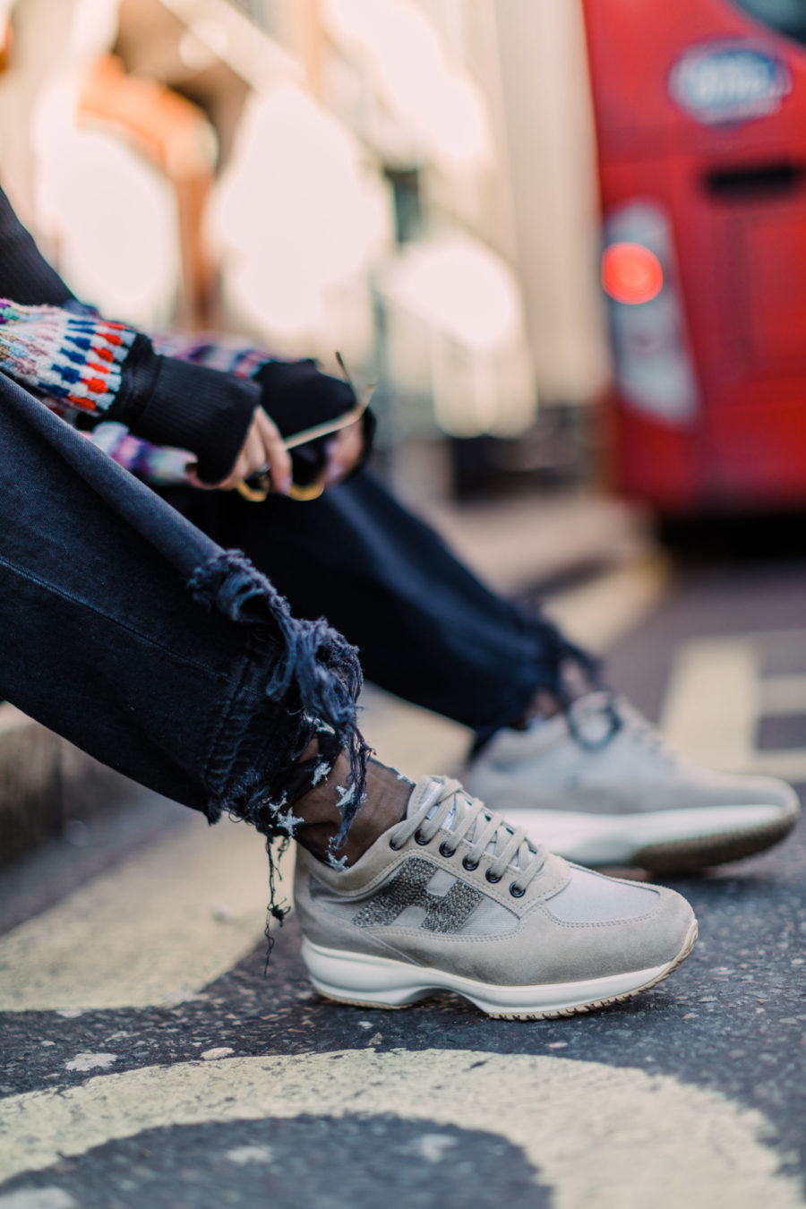 Sneaker Trends to Shop and Wear - chunky sneakers, dad sneaker trend // Notjessfashion.com
