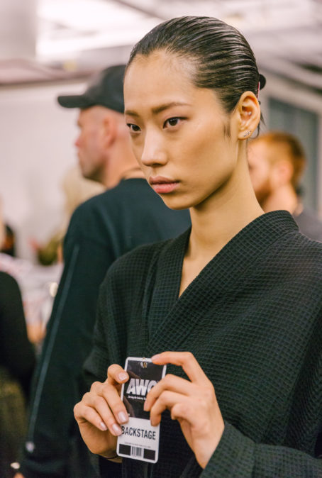 5 MAJOR BEAUTY TRENDS FROM NYFW BACKSTAGE