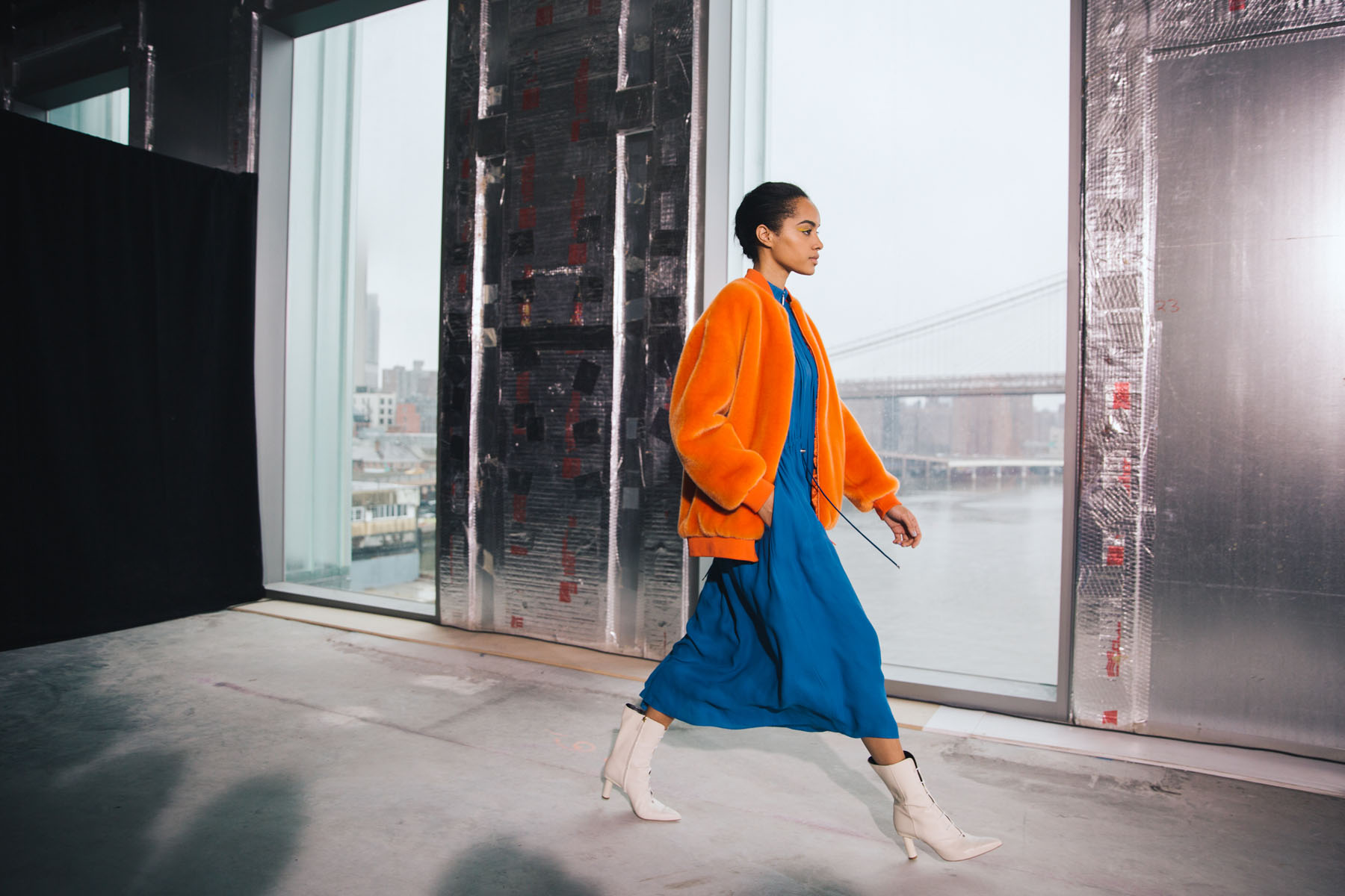 Tibi AW18 Fashion Show // Notjessfashion.com