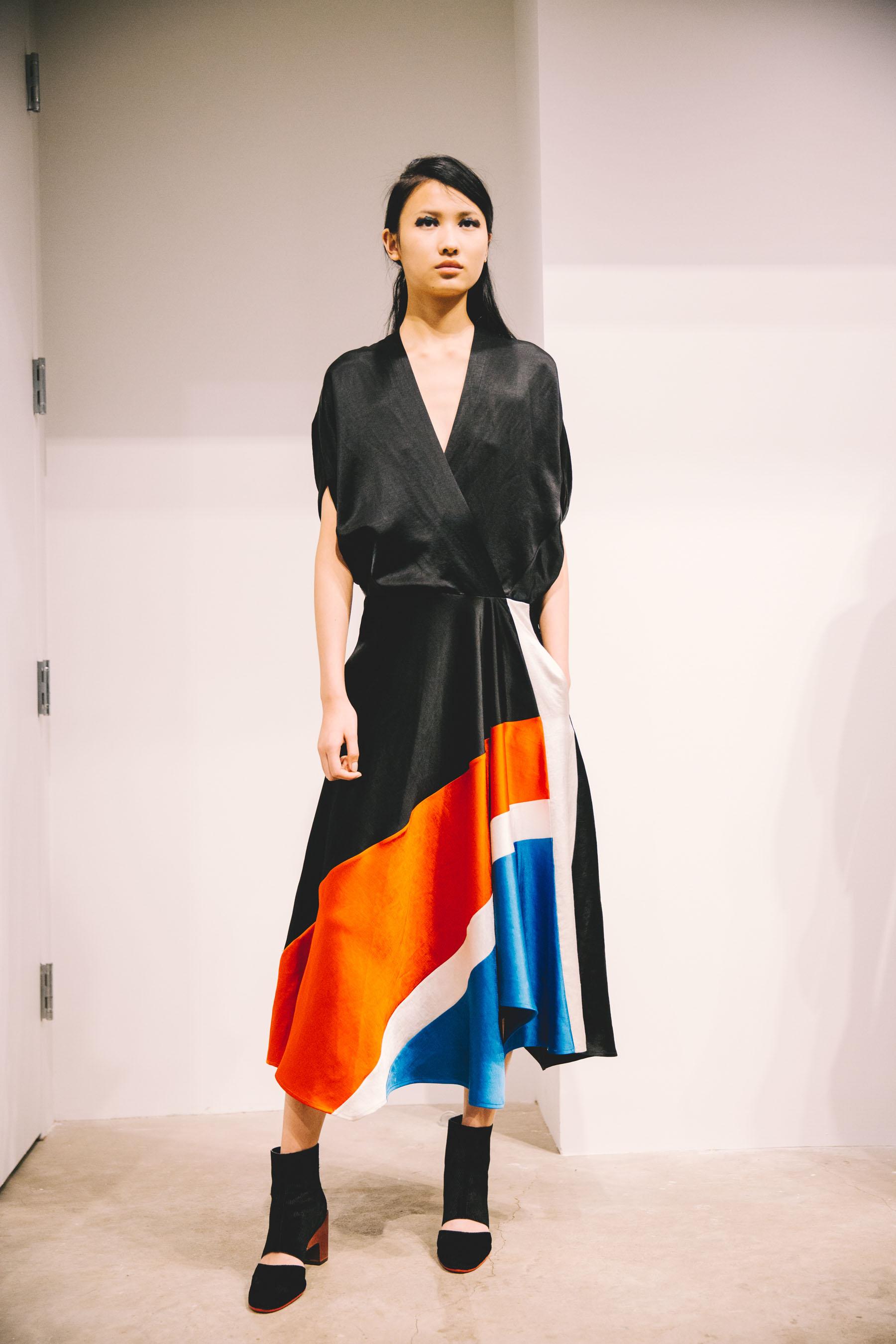 NYFW DAY 5 - Zero + Maria Cornejo Fall 2018 Collection // Notjessfashion.com