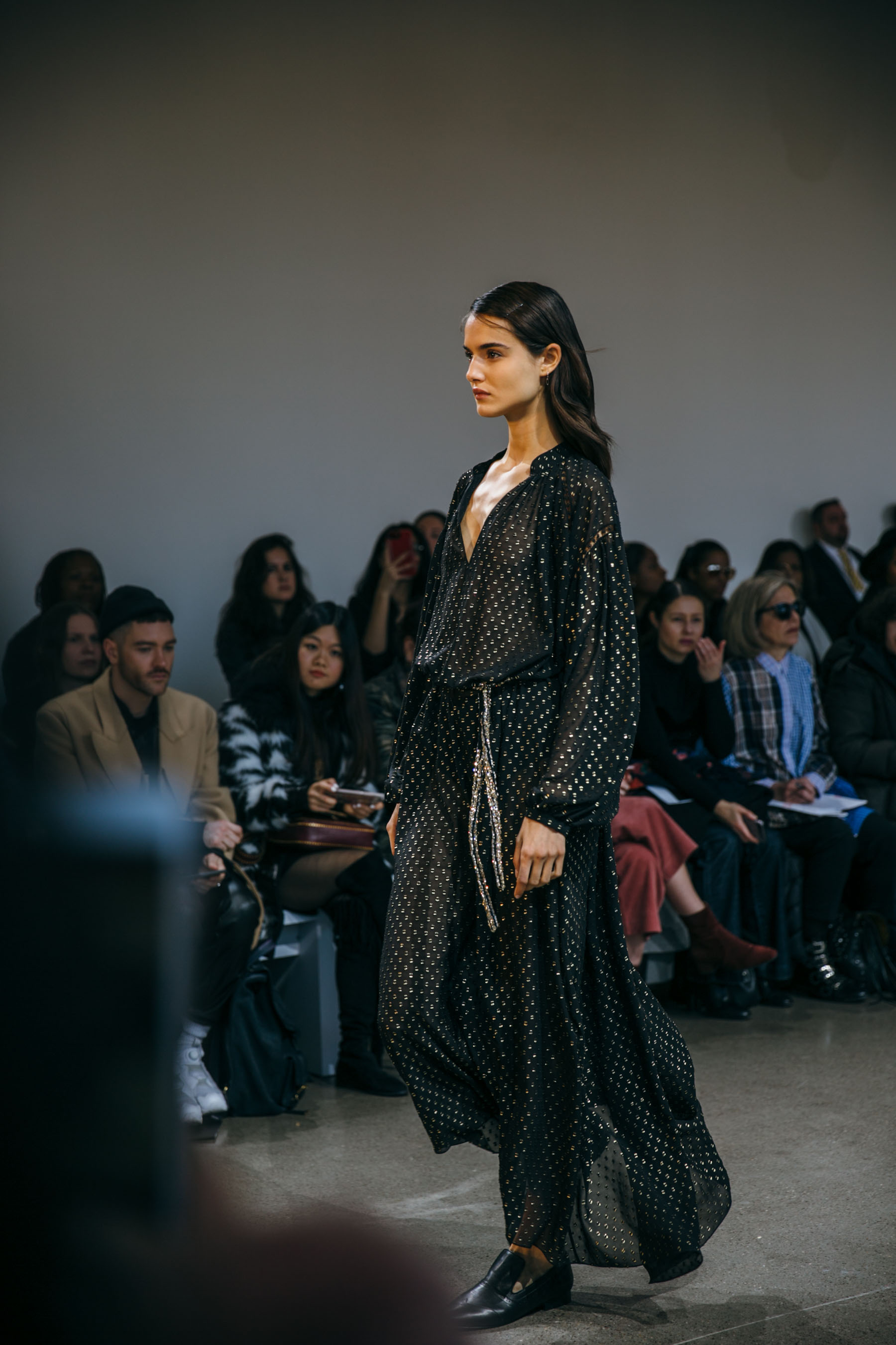 Noon By Noor AW18 Fashion Show // Notjessfashion.com