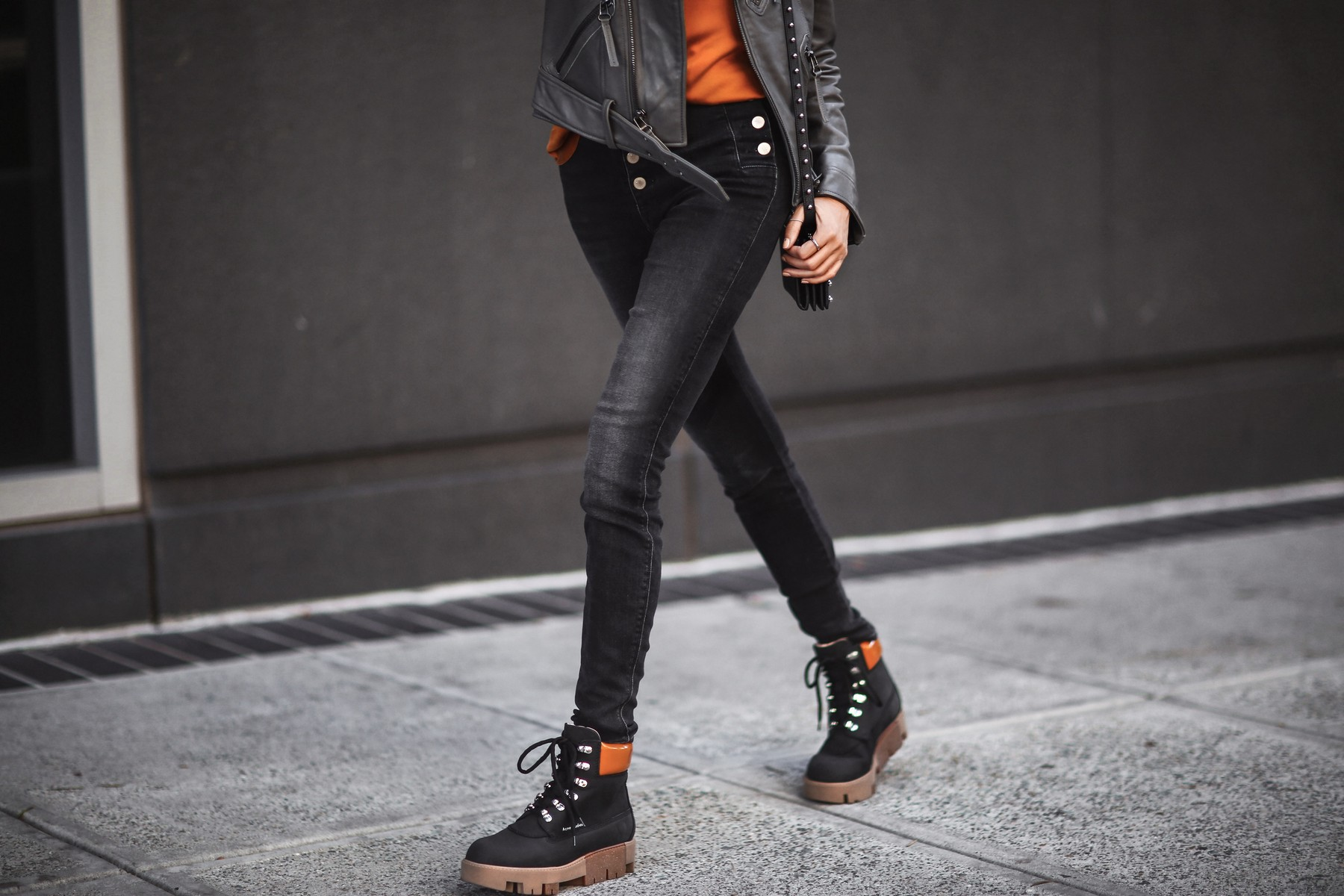 Spring Accessories Everyone Will Be Wearing // Notjessfashion.com // hiker boot, lace up boot trend
