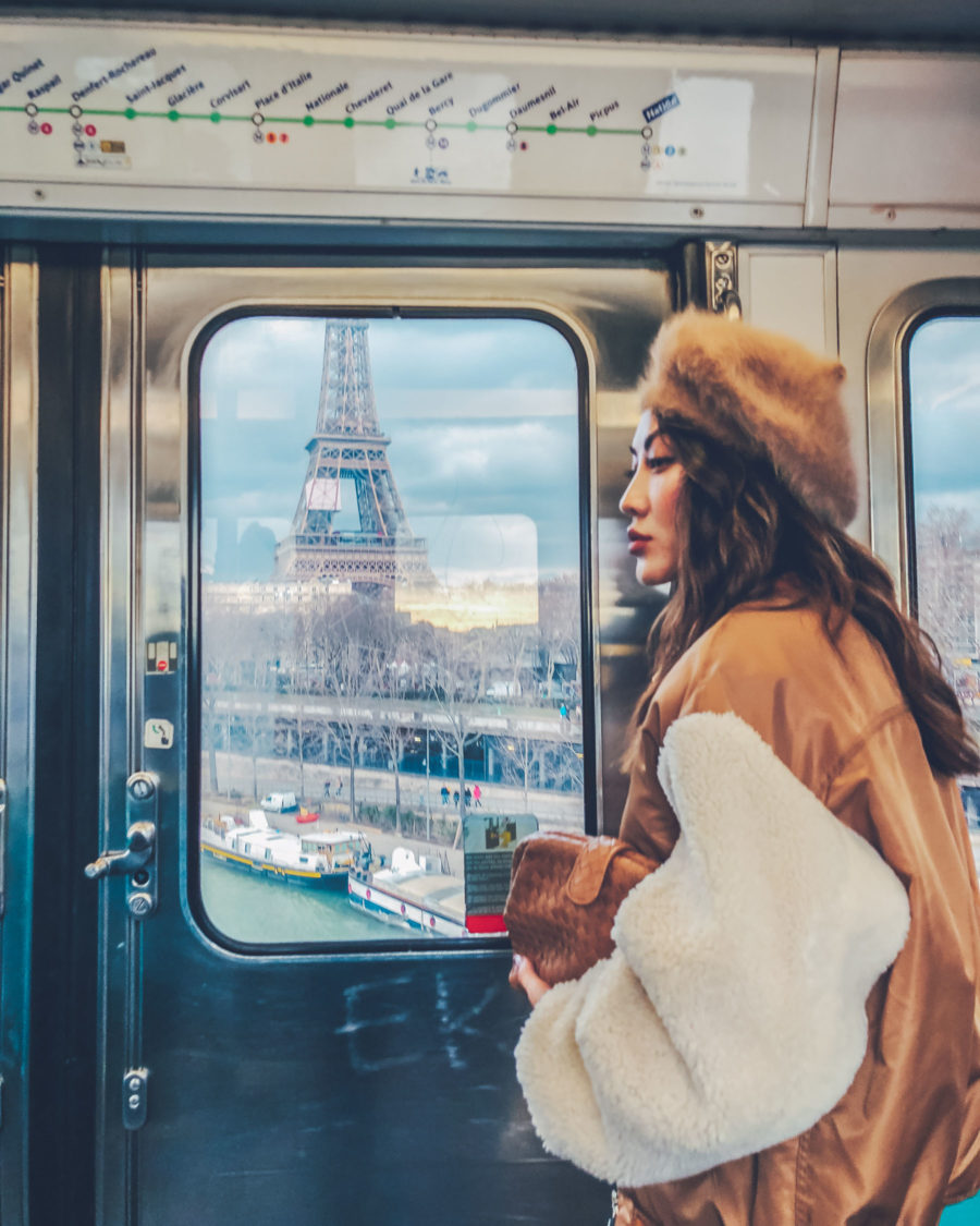 the best getaways for winter travel, snowy winter vacation, paris in the winter // Notjessfashion.com