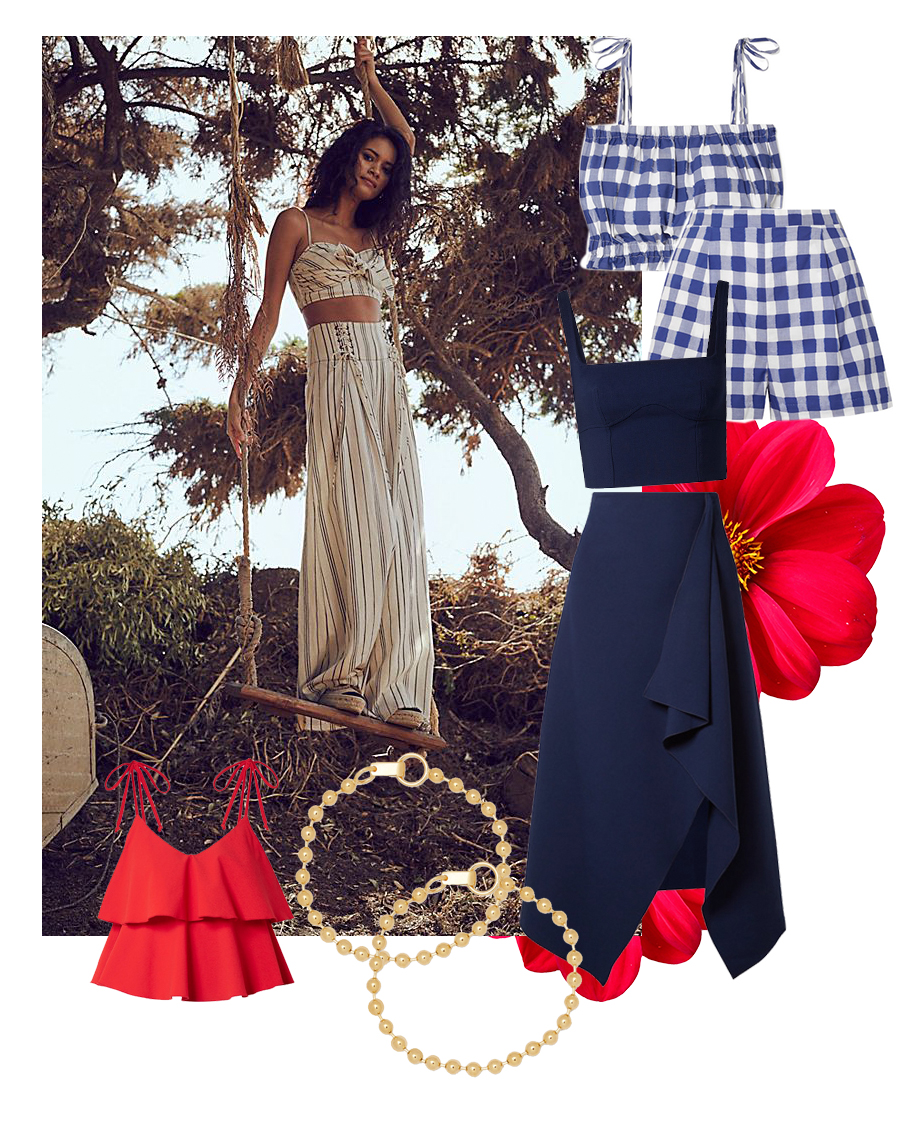 Cool Coachella Outfit Ideas - Coachella Collage, Matching Sets Fashion // Notjessfashion.com