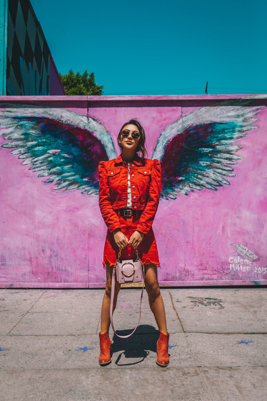 INSTAGRAM OUTFITS ROUND UP: BOLD FESTIVAL STYLE