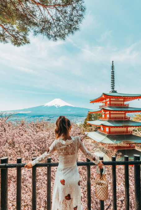 YOUR PERFECT SPRING TRAVEL GUIDE TO WITNESS CHERRY BLOSSOM IN JAPAN & BEST PLACES TO SEE