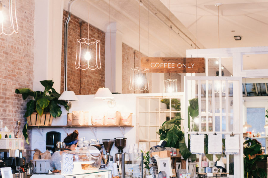 10 Cutest NYC Cafes - Maman NYC // Notjessfashion.com