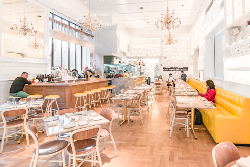10 Cutest NYC Cafes - Caffe Storico NYC // Notjessfashion.com