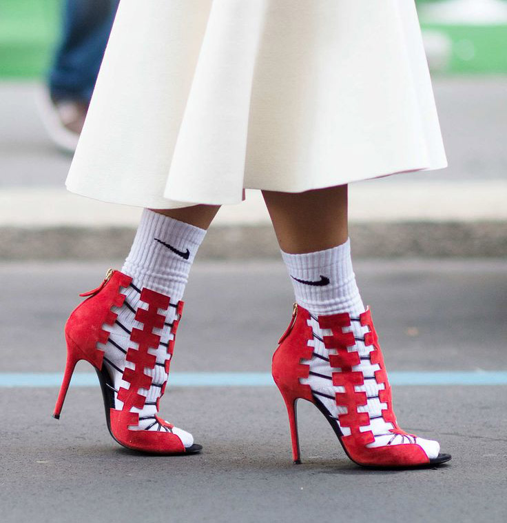 The Socks & Sandals Trend is Perfect for Spring/Summer ...