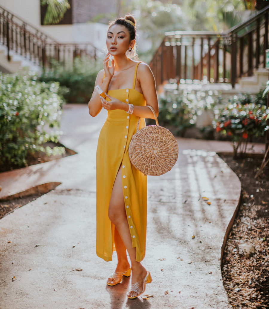 Shoes for Summer - Clear Mules, transparent heels, clear sandals // Notjessfashion.com