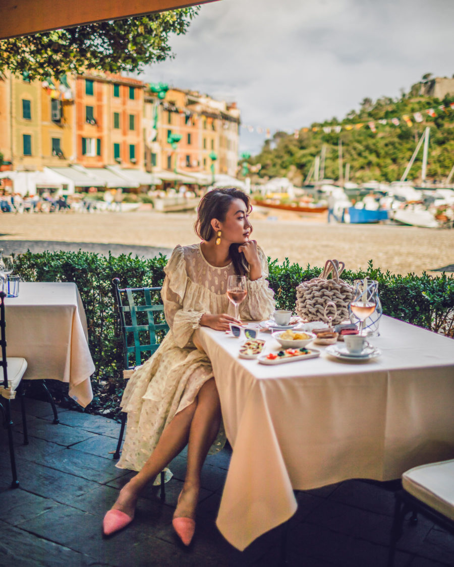 Portofino Travel Guide - Chuflay Restaurant, Belmond Splendido Mare // Notjessfashion.com