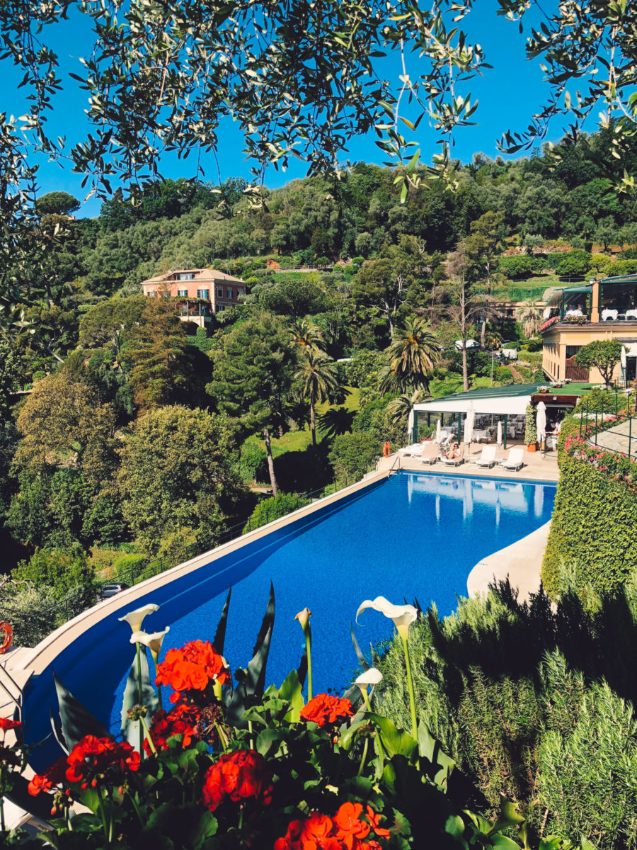 Portofino Travel Guide - Belmond Hotel Splendido // Notjessfashion.com