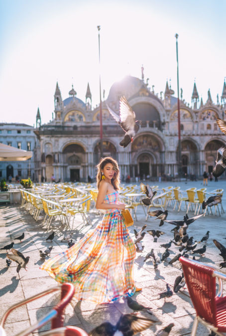 INSTAGRAM OUTFITS ROUND UP: VENETIAN MEMORIES