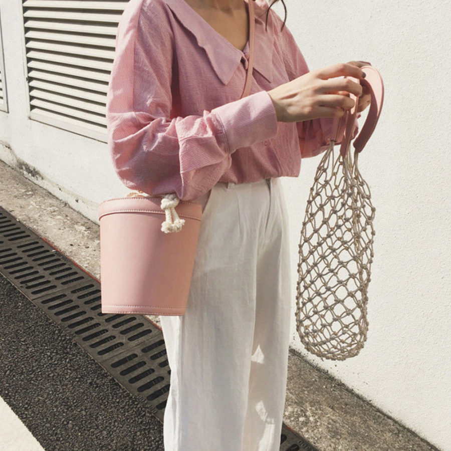 The Only Handbag You Need This Summer - Staud Bucket Bag // Notjessfashion.com