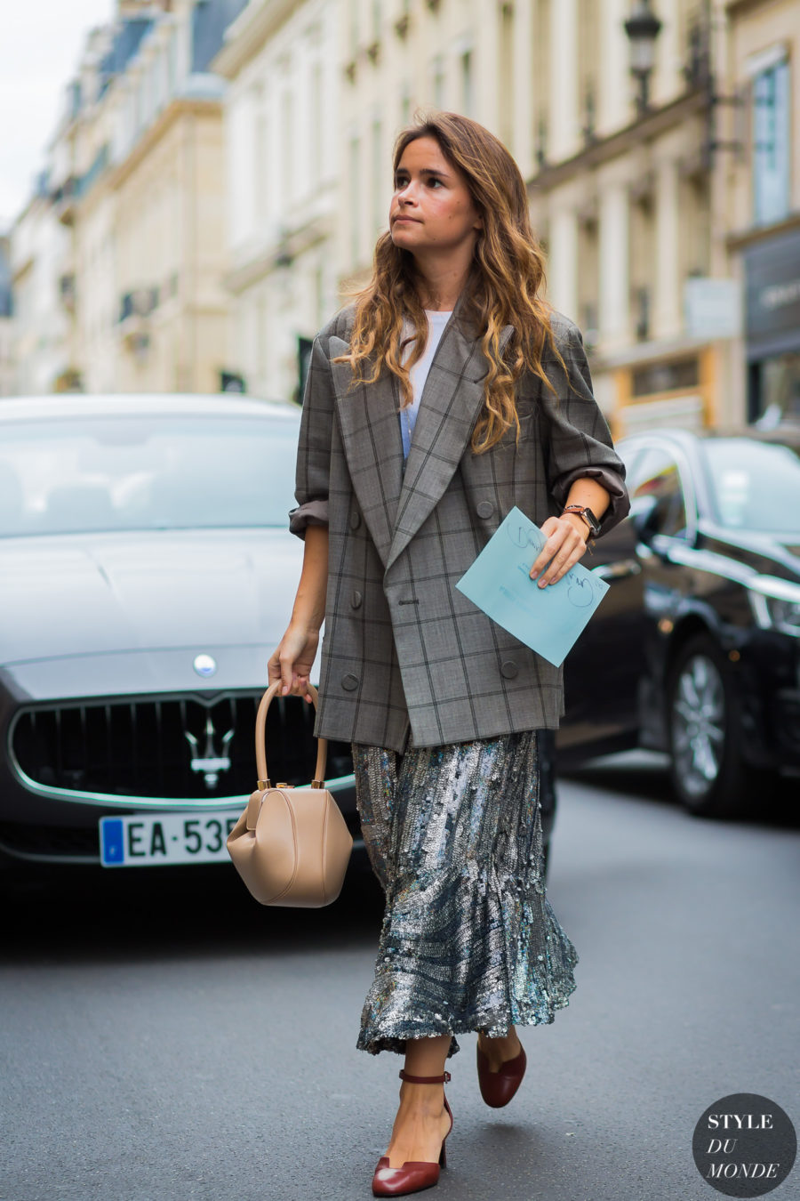 Why You Need a Summer Blazer - oversized blazer, miroslava duma style // Notjessfashion.com