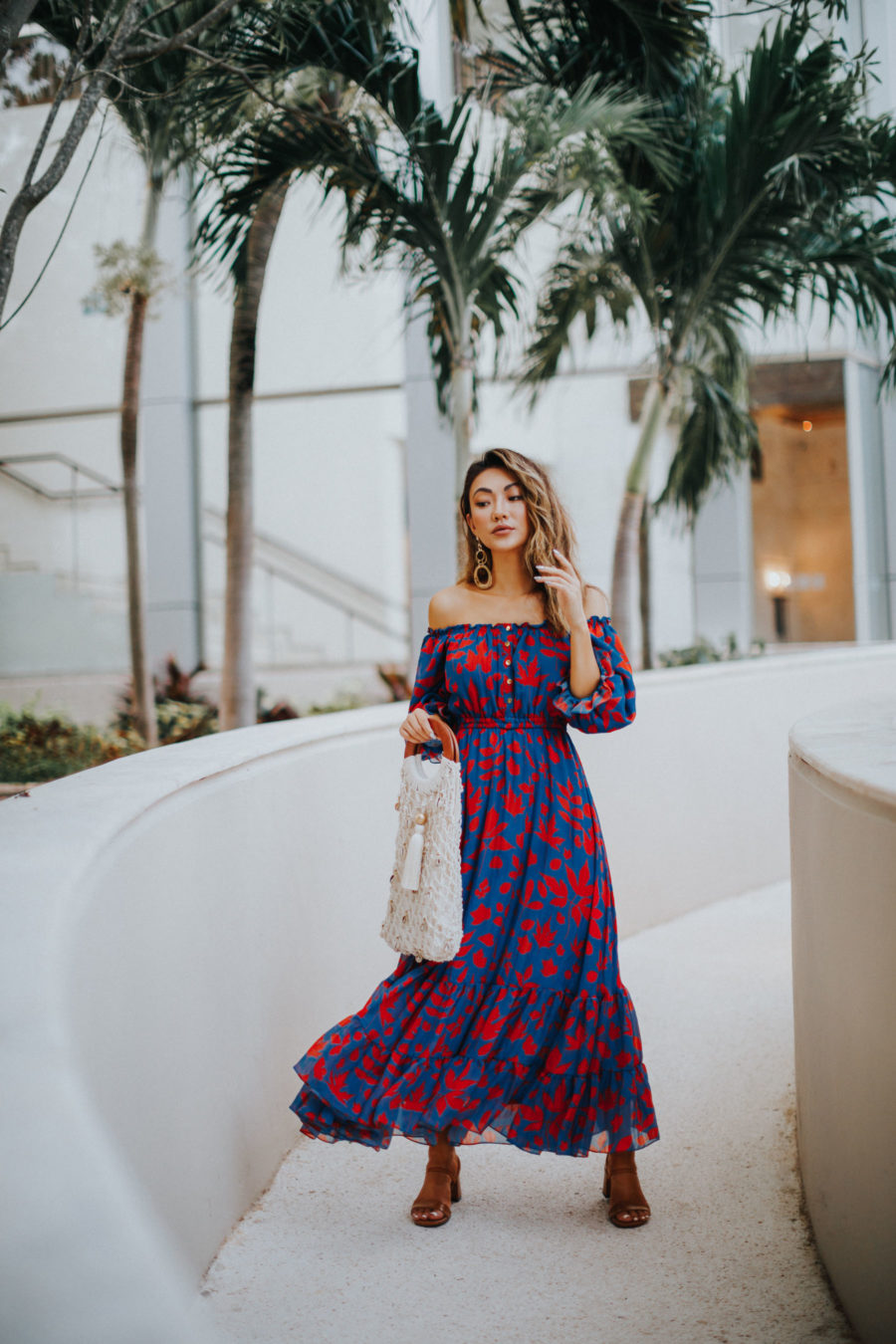 Fairmont Mayakoba x LIKEtoKNOW.it - caroline k dress, vacation style // Notjessfashion.com