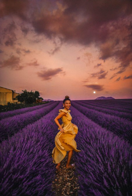 THE BEST FLOWER FIELDS OF INSTAGRAM