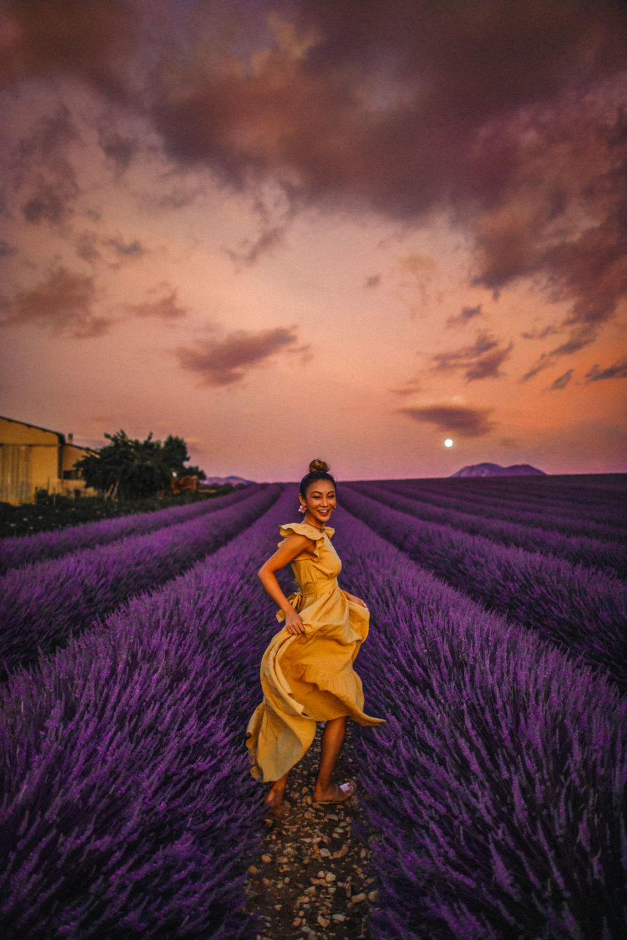 Lavender Fields of Provence, Lavender Fields Instagram // Notjessfashion.com