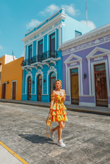 INSTAGRAM OUTFITS ROUND UP: VACATIONING IN TULUM + MERIDA