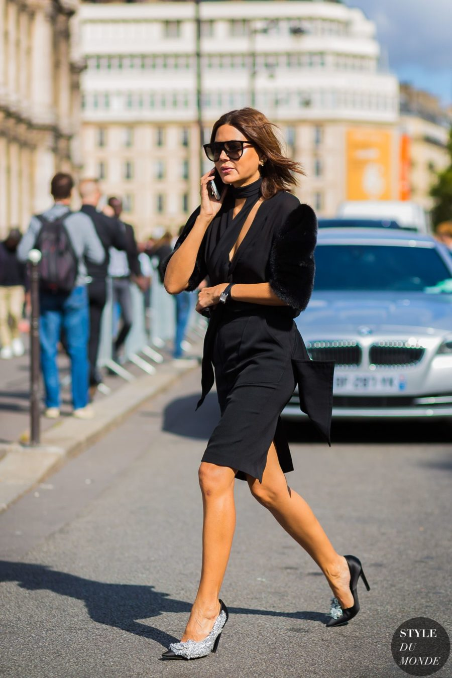 7 Ways to Look More Powerful - christine centenera street style, power dressing // Notjessfashion.com