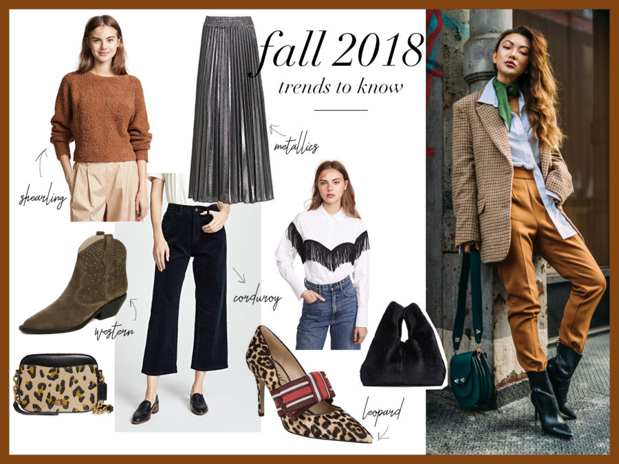 Fall Fashion Trends to Shop on Amazon // Notjessfashion.com