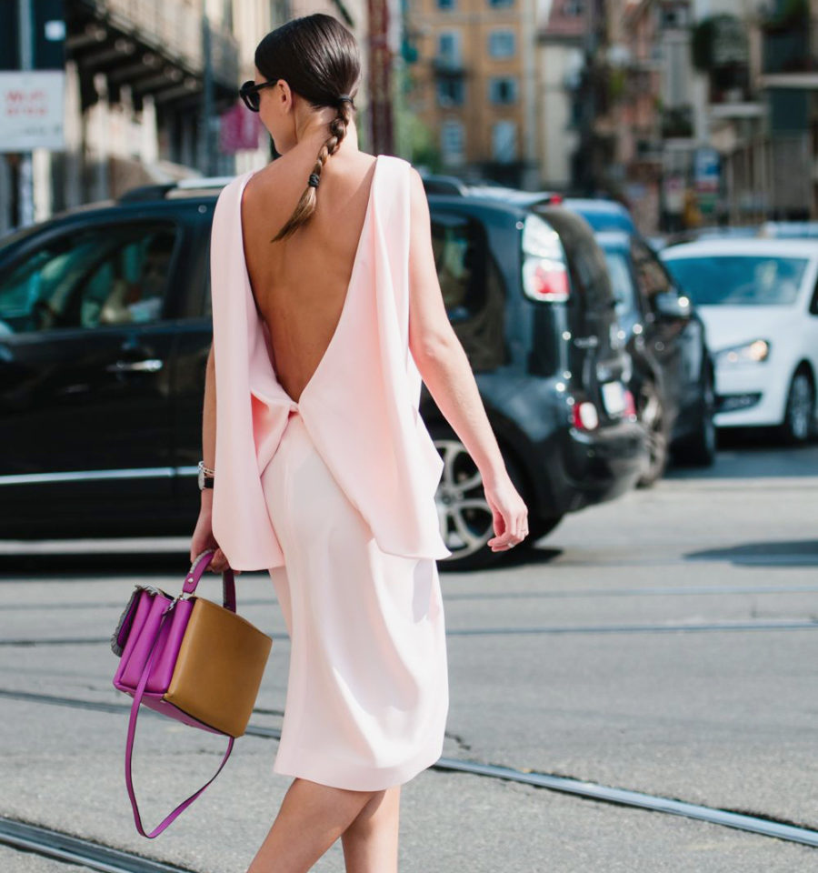 fashion details that make a big impact - open back dress // Notjessfashion.com
