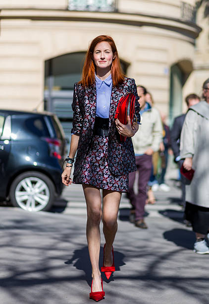 7 Ways to Look More Powerful - taylor tomasi hill street style, power dressing // Notjessfashion.com