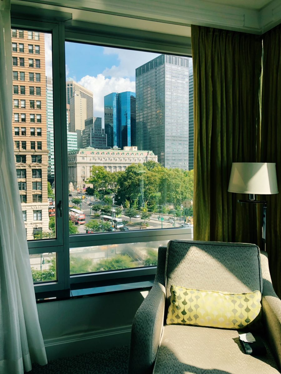 The Wagner Hotel Experience during NYFW, nyc luxury hotels // Notjessfashion.com