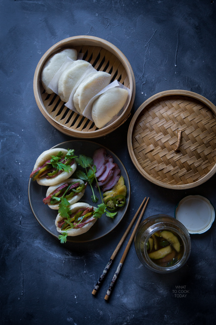 Authentic Chinese Dishes You Must Try in NYC - Pork Bao // Notjessfashion.com