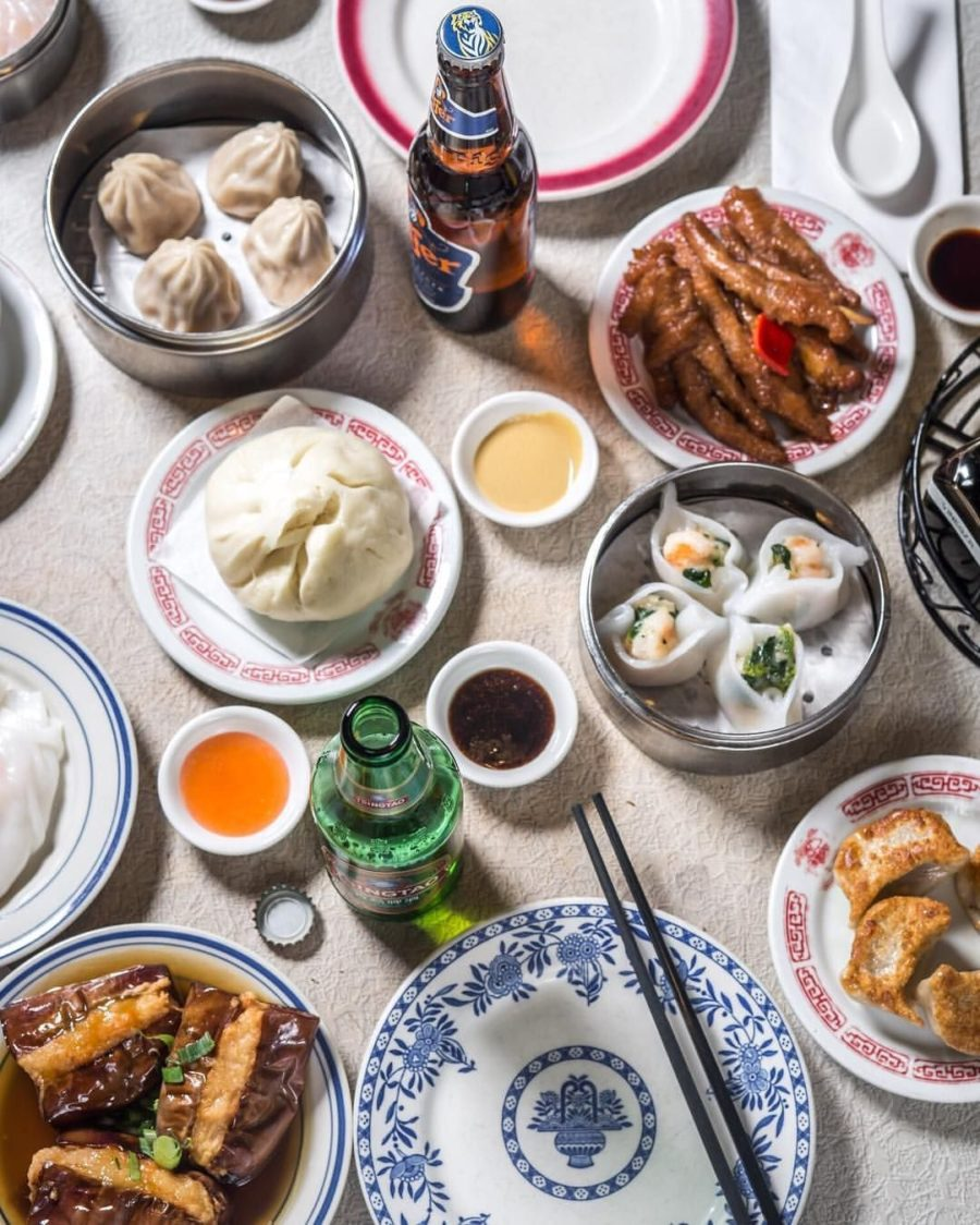 Authentic Chinese Dishes You Must Try in NYC - NYC Chinatown, Nom Wah Tea Parlor // Notjessfashion.com