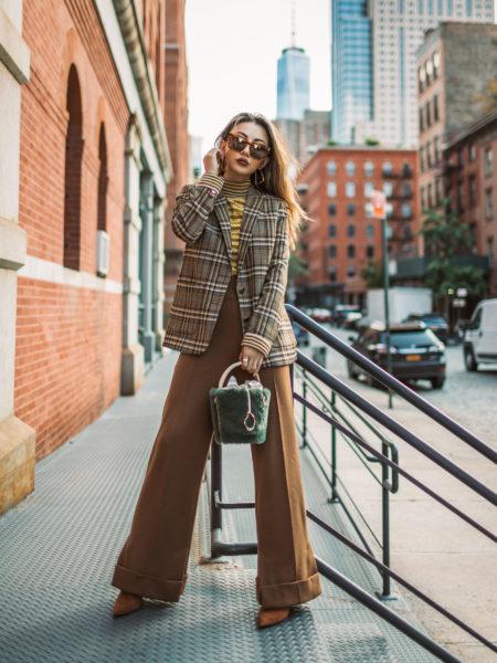 handbag trends for fall 2019, fur bucket bag // Notjessfashion.com