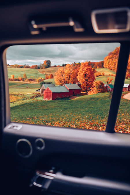beautiful places to visit in the fall, beautiful fall foliage, fall in vermont // Notjessfashion.com