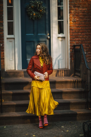 4 FOOLPROOF HOLIDAY PARTY OUTFIT IDEAS