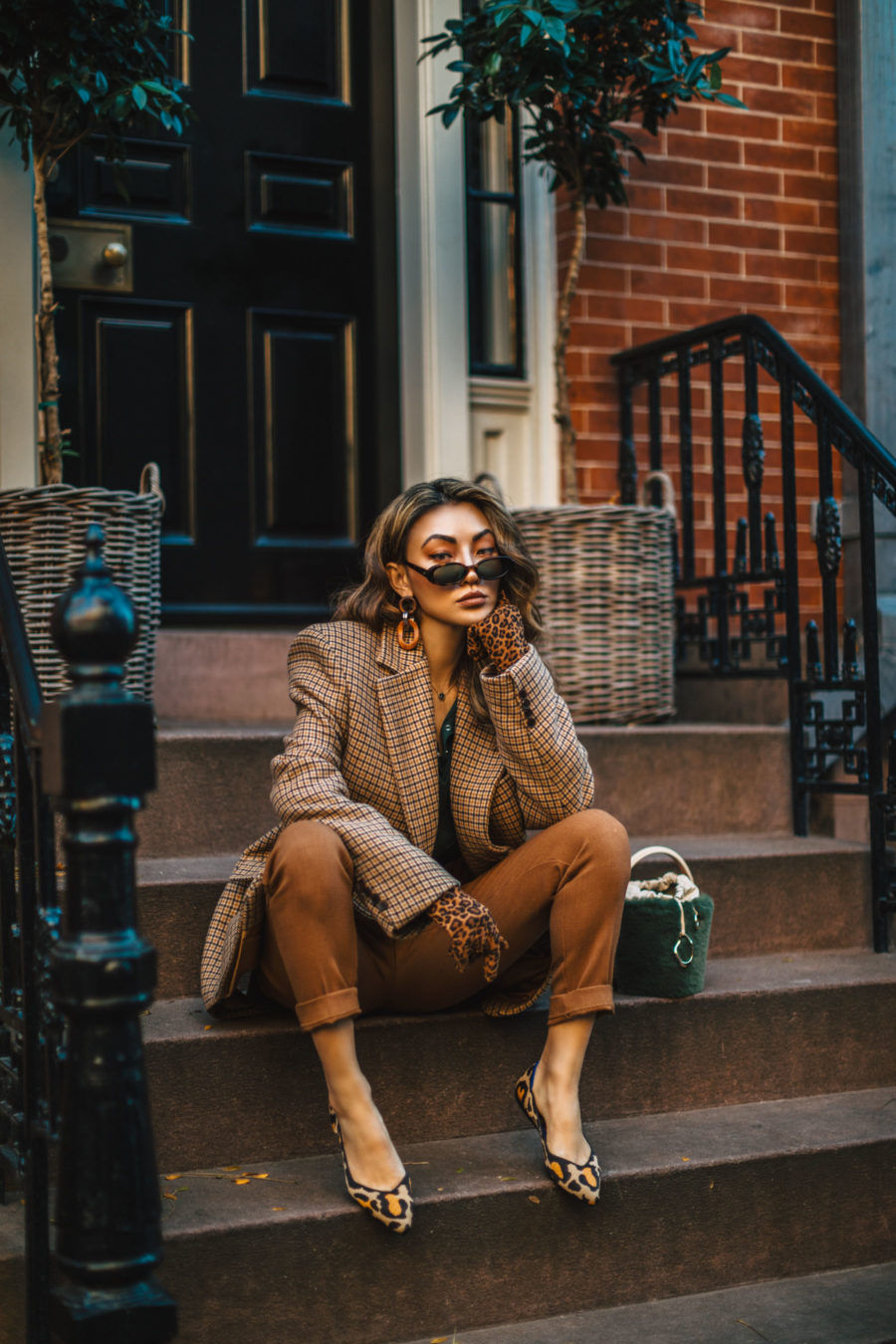 Best Winter Sales to Shop Now - Rothy's pointed flats, rothy's leopard print flats // Notjessfashion.com