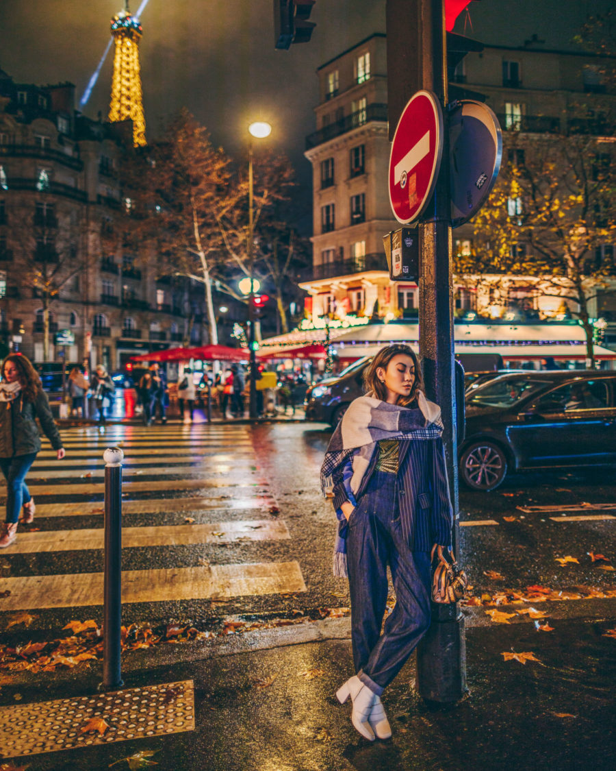 Winter Instagram Outfits - Paris during Christmas, what to wear to paris in the winter // Notjessfashion.com