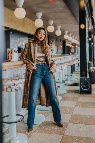 EFFORTLESSLY CHIC WINTER BRUNCH OUTFITS