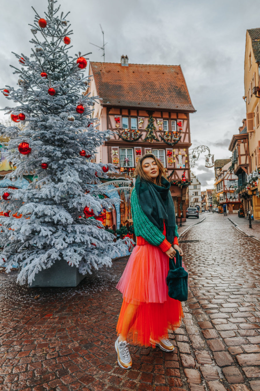 Strasbourg France Christmas Time.My Travel Guide To Colmar At Christmas Notjessfashion