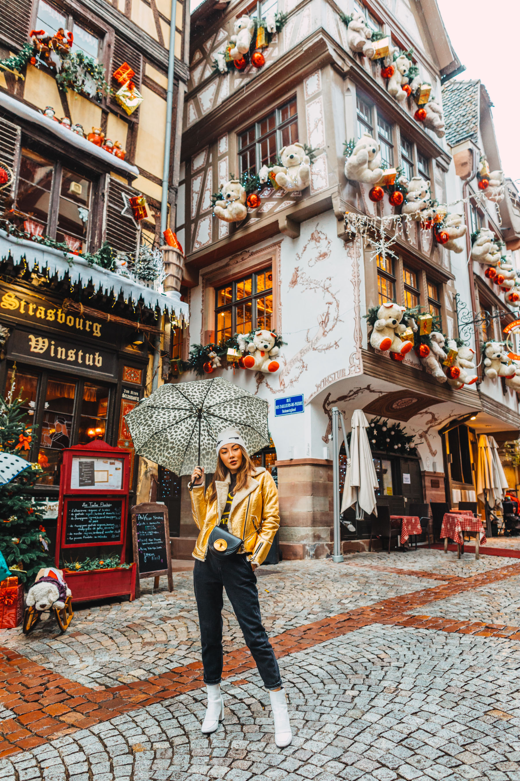 Colmar Christmas Markets France.My Travel Guide To Colmar At Christmas Notjessfashion