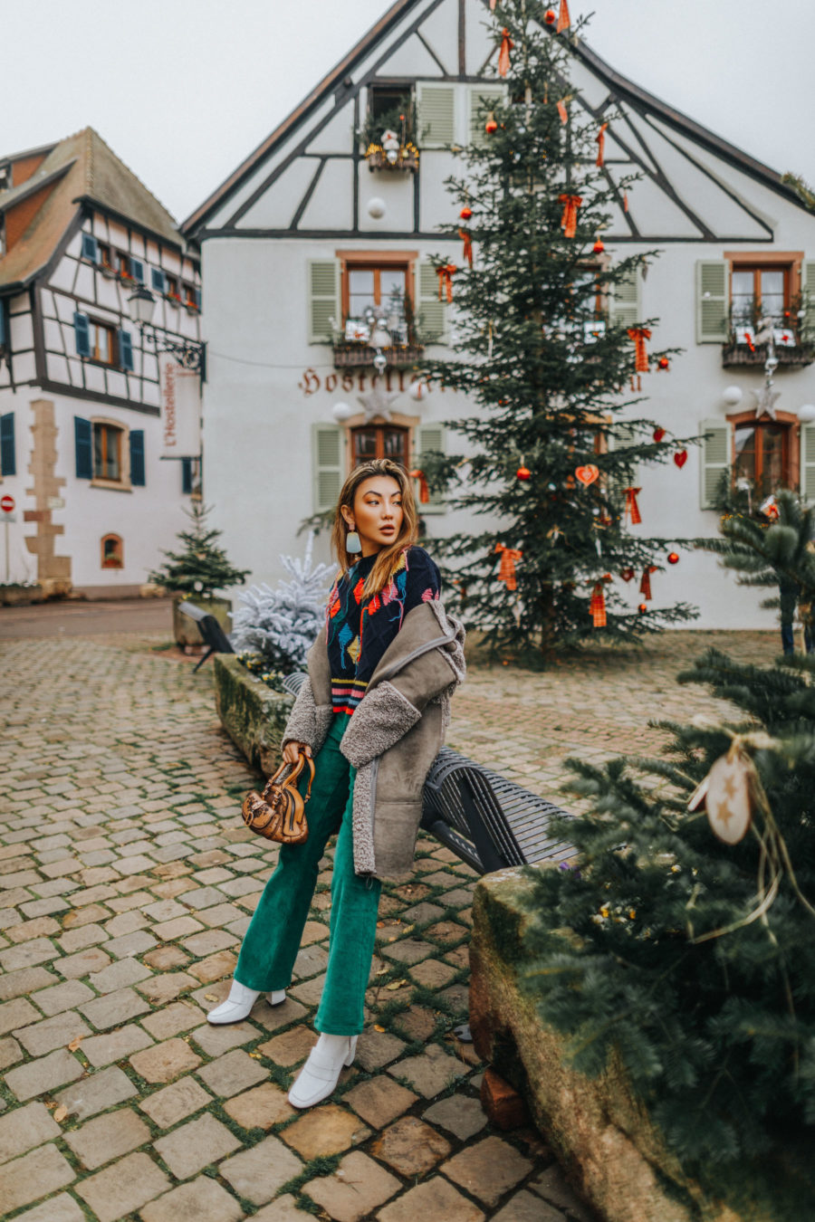 christmas in colmar, christmas in eguisheim, eguisheim to colmar, colmar christmas guide, travel guide to colmar // Notjessfashion.com