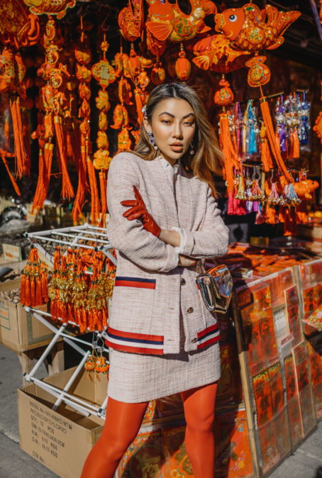 WHAT TO WEAR FOR CHINESE NEW YEAR