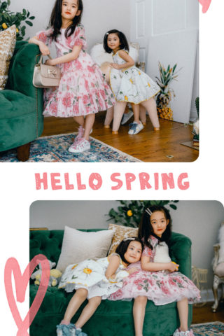 KIDS FASHION TRENDS FOR SPRING 2019