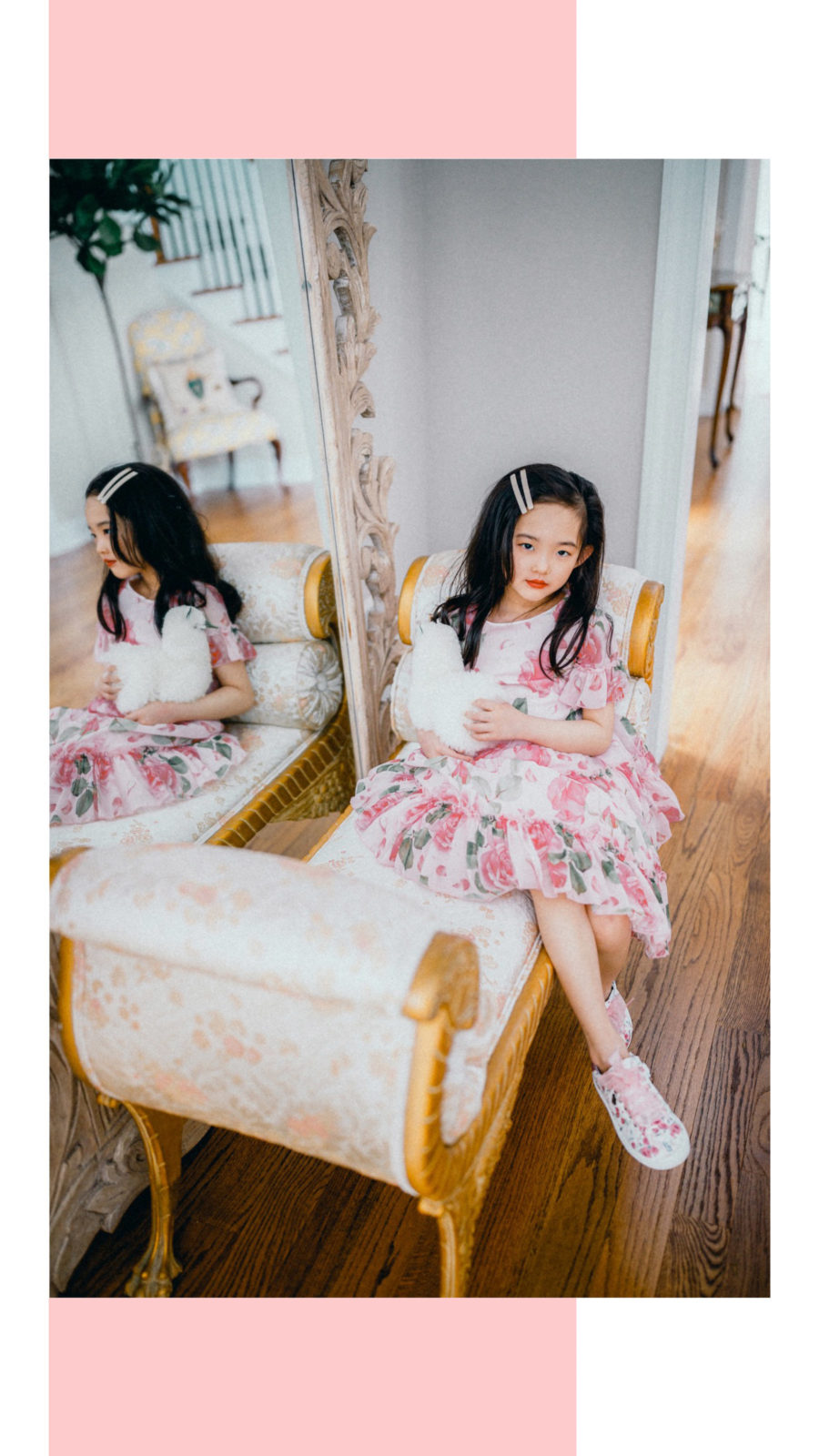kids fashion trends for spring 2019 - kids floral dresses, kids fashion trends, melijoe kids clothing // Notjessfashion.com
