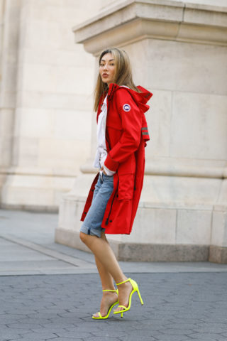 HOW TO STYLE THE CONTROVERSIAL SHORTS TREND I CAN'T GET ENOUGH OF