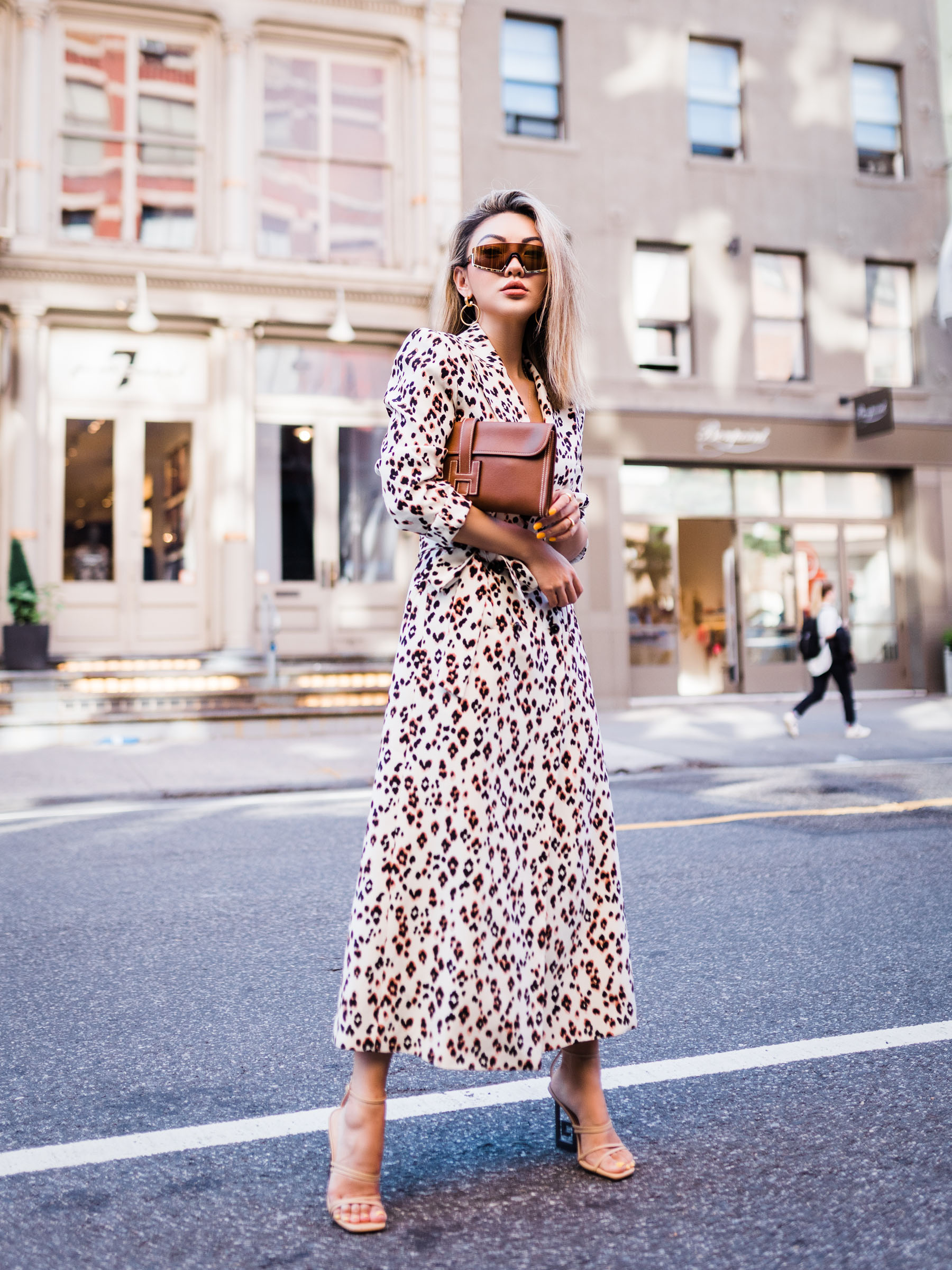 animal print, leopard dress // Notjessfashion.com