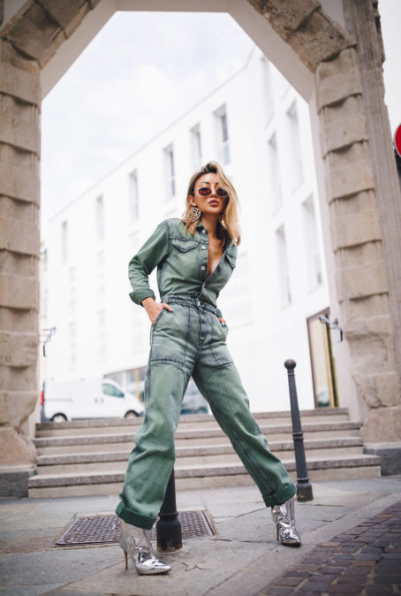 HOW TO ROCK THE BOILER SUIT TREND