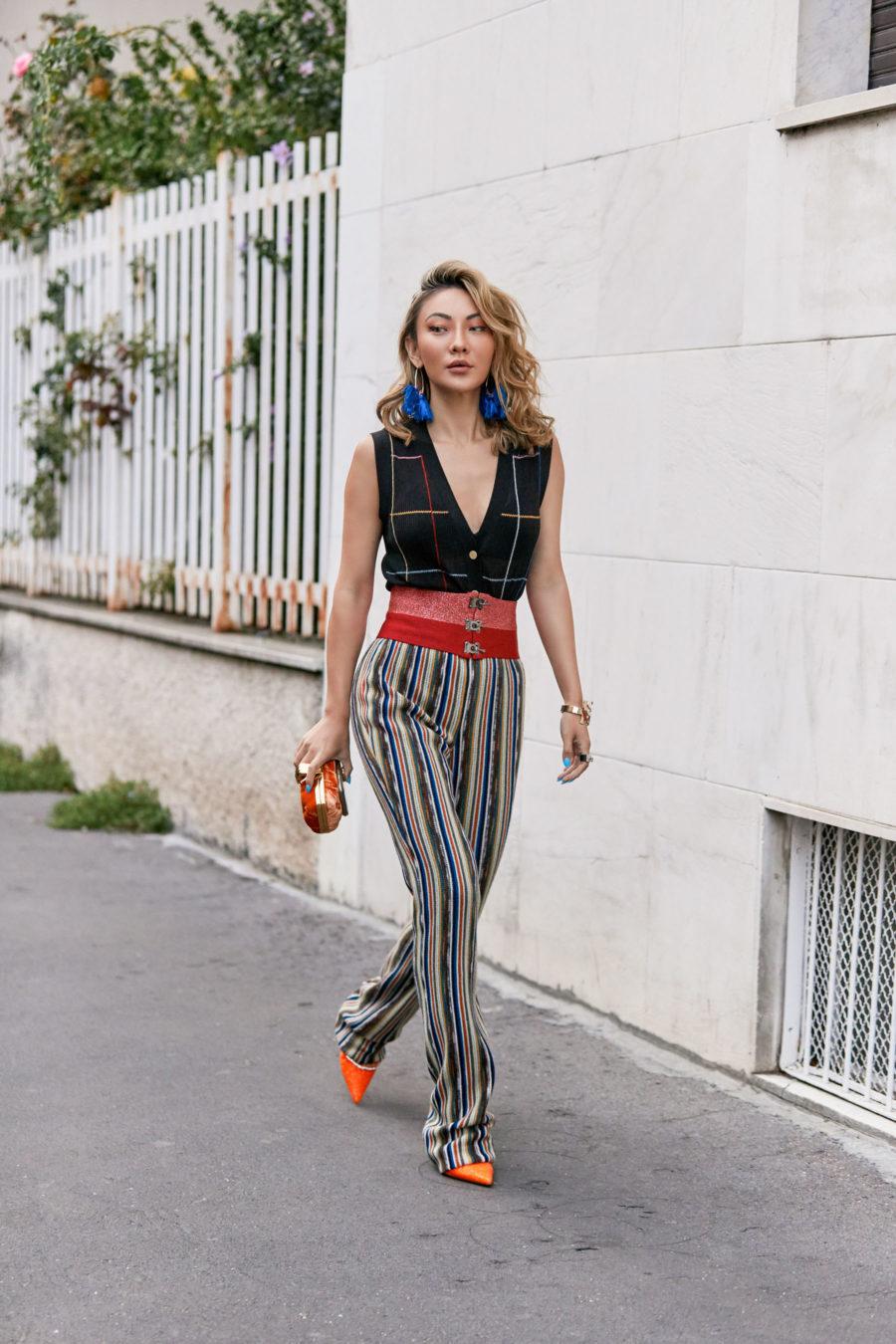 fashion blogger jessica wang wears missoni // Notjessfashion.com