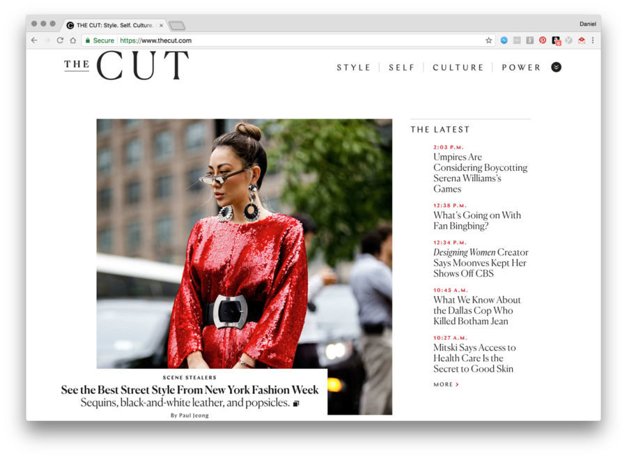 The Cut NYFW SS19 Jessica Wang Feature || NotJessFashion.com